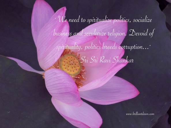 Sri Sri Ravi Shankar Quote